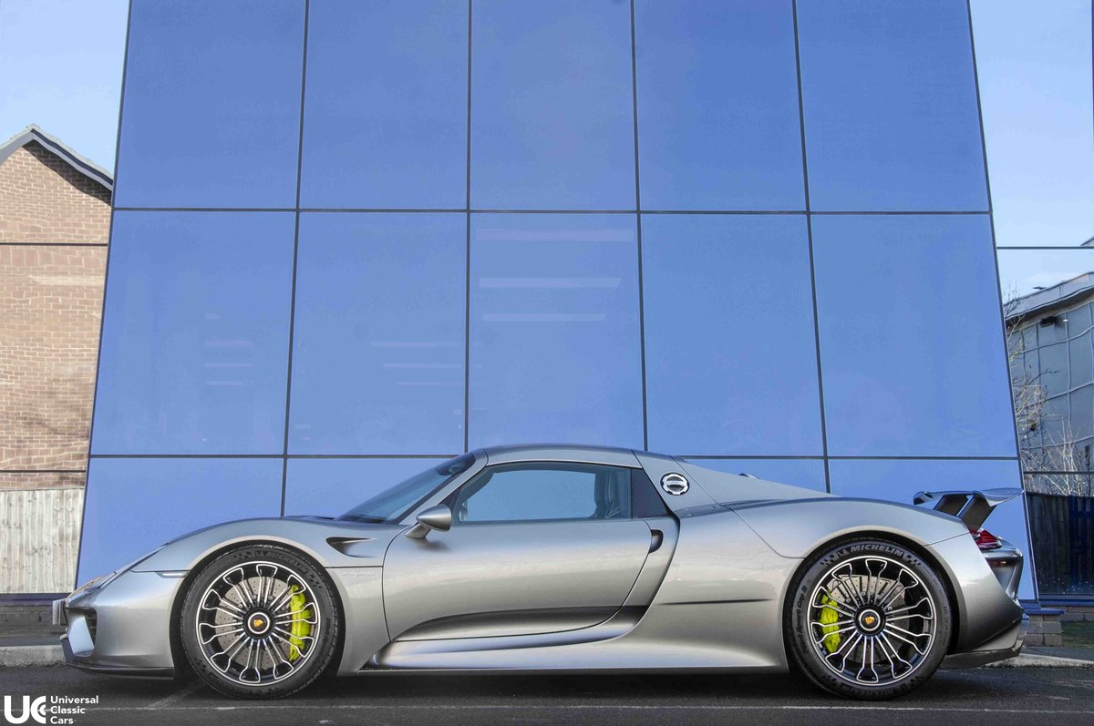 2015 Porsche 918 Spyder For Sale (picture 1 of 6)
