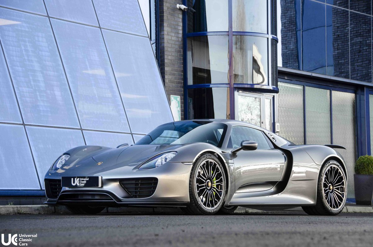 2015 Porsche 918 Spyder For Sale (picture 2 of 6)