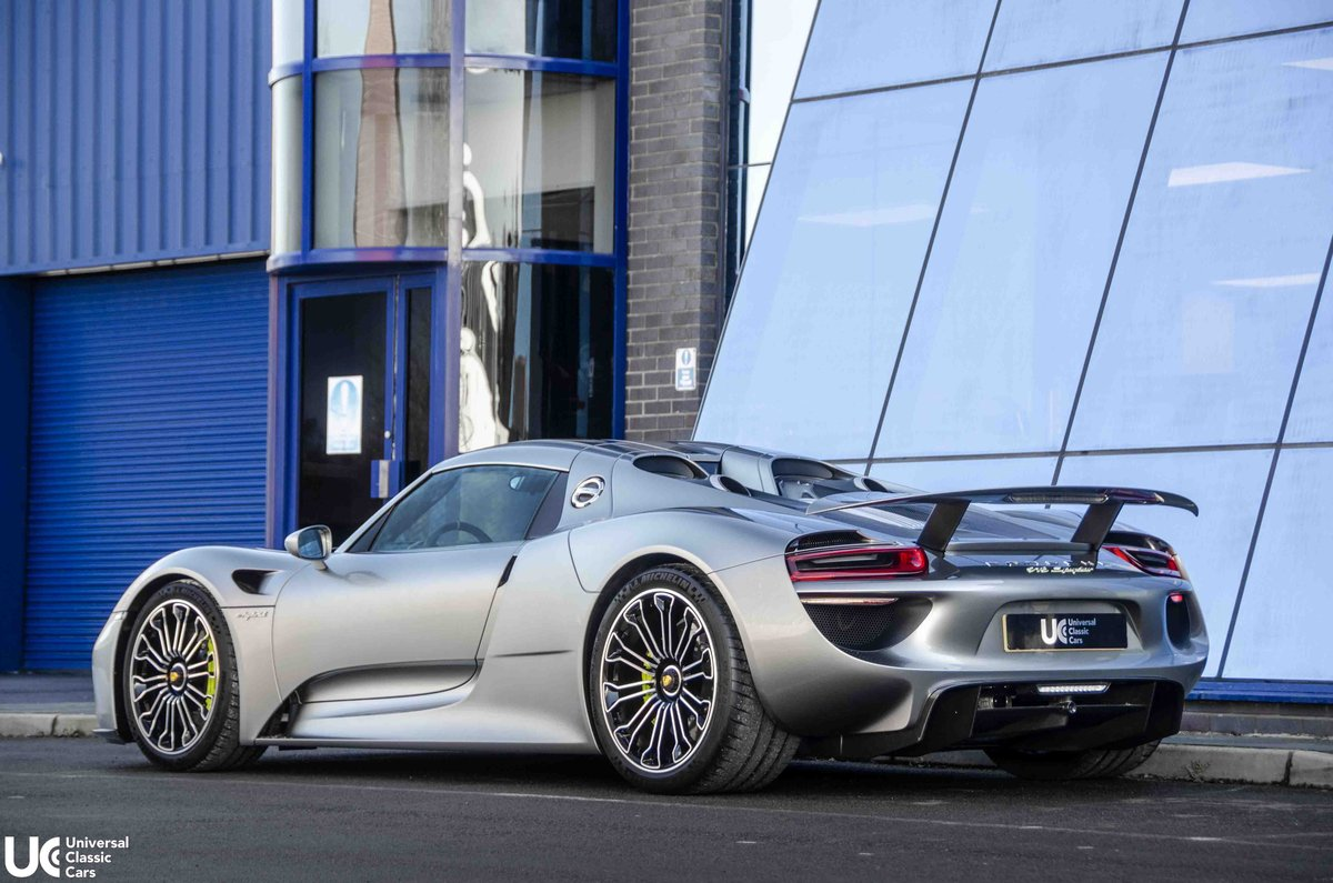 2015 Porsche 918 Spyder For Sale (picture 3 of 6)