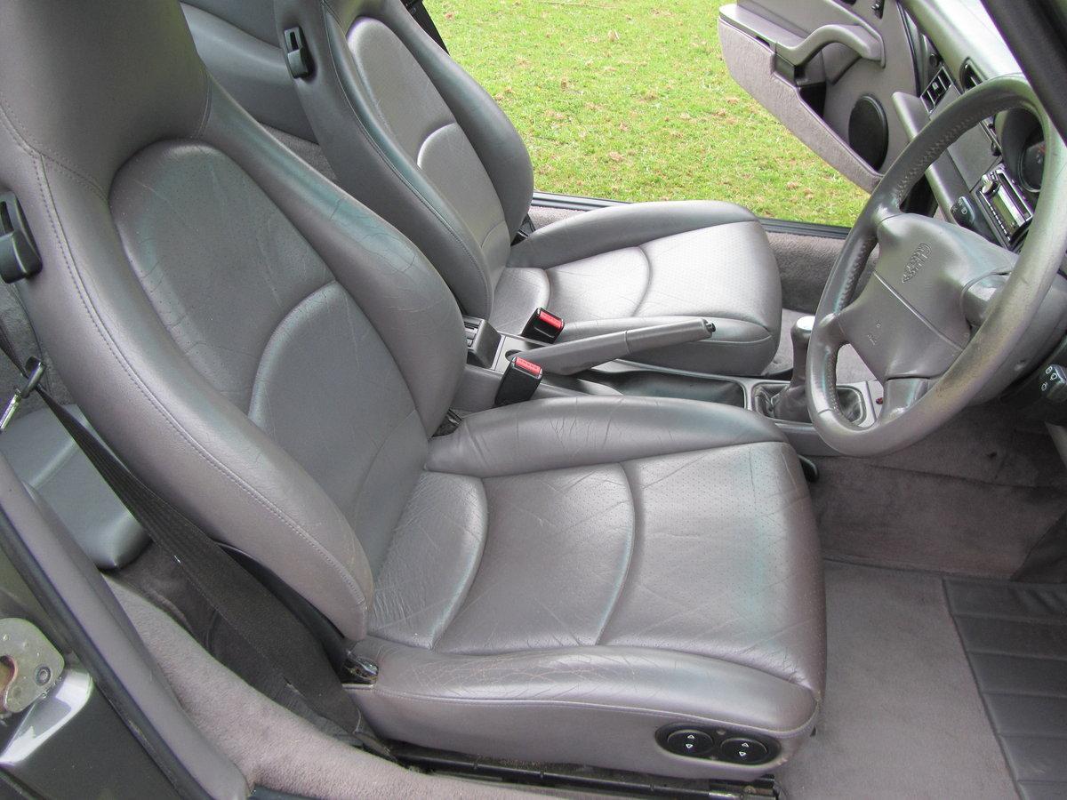 1995 porsche 993 Carrera 4 coupe For Sale (picture 6 of 6)