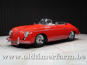 1955 Porsche 356 Pre-A 1500 Speedster '55 For Sale