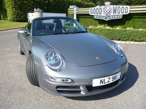 2006 Porsche 911 Carrera Cabriolet 997 3.6 Manual