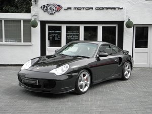 2003 Porsche 911 996 Turbo Manual Coupe ONLY 55000 Miles! For Sale