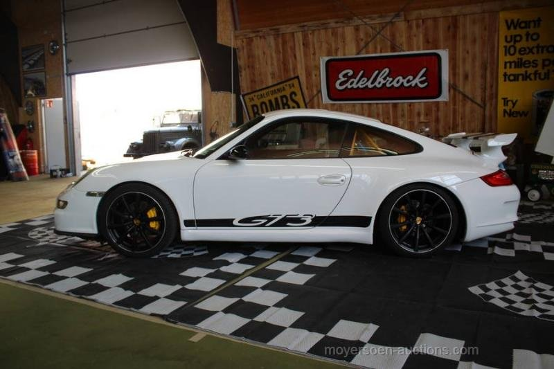 2006 PORSCHE 997 Carrera 4S For Sale by Auction (picture 2 of 6)