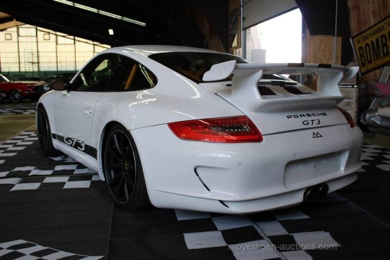 2006 PORSCHE 997 Carrera 4S For Sale by Auction (picture 3 of 6)