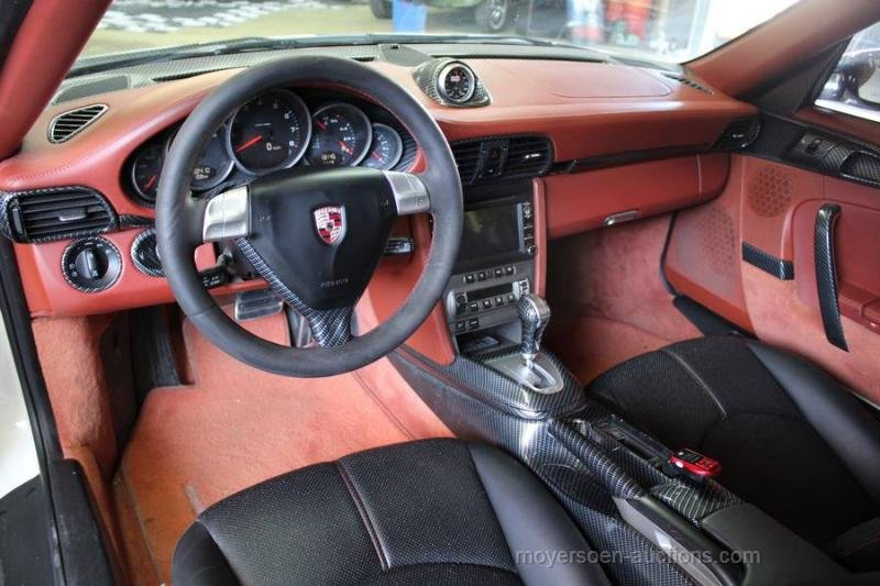 2006 PORSCHE 997 Carrera 4S For Sale by Auction (picture 6 of 6)