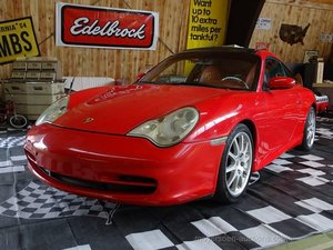 2004 PORSCHE 996 Targa For Sale by Auction
