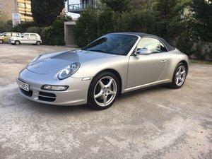 2006 LHD PORSCHE,911/997 CABRIO,CHRONO,AUTO,LEFT HAND DRIVE For Sale