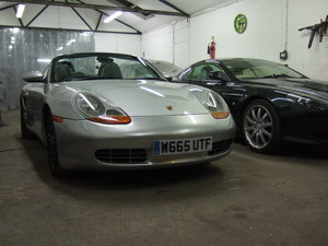 2000 Porsche Boxter 2.7 986 Model For Sale