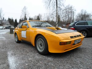 1981 Porsche 924 Turbo Carrera gt replica For Sale