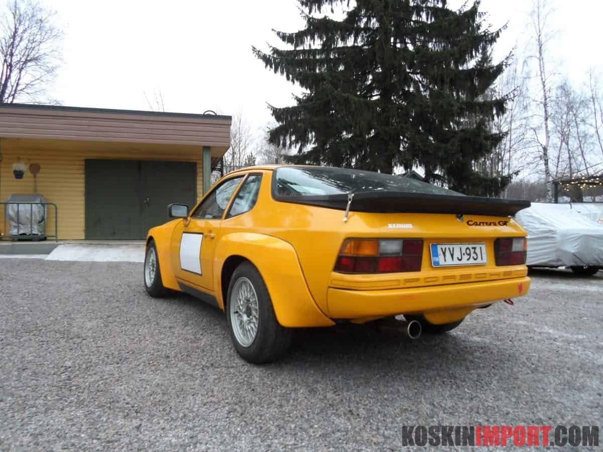 1981 Porsche 924 Turbo Carrera gt replica For Sale (picture 2 of 6)