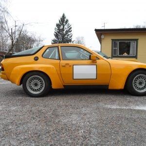 1981 Porsche 924 Turbo Carrera gt replica For Sale (picture 3 of 6)