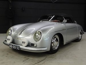 1959 PORSCHE/VOLKSWAGEN 356 speedster recreation  For Sale by Auction