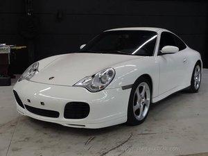 2004 PORSCHE 996 Carrera 4S