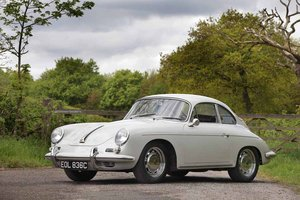 1964 Porsche 356SC Coupe. Matching No's For Sale