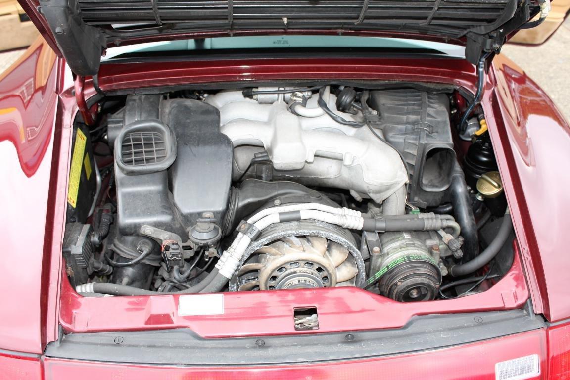 Porsche 993 Carrera 4 1996 For Sale (picture 3 of 6)