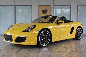 2015 Boxster (981) 3.4 'S' Manual For Sale