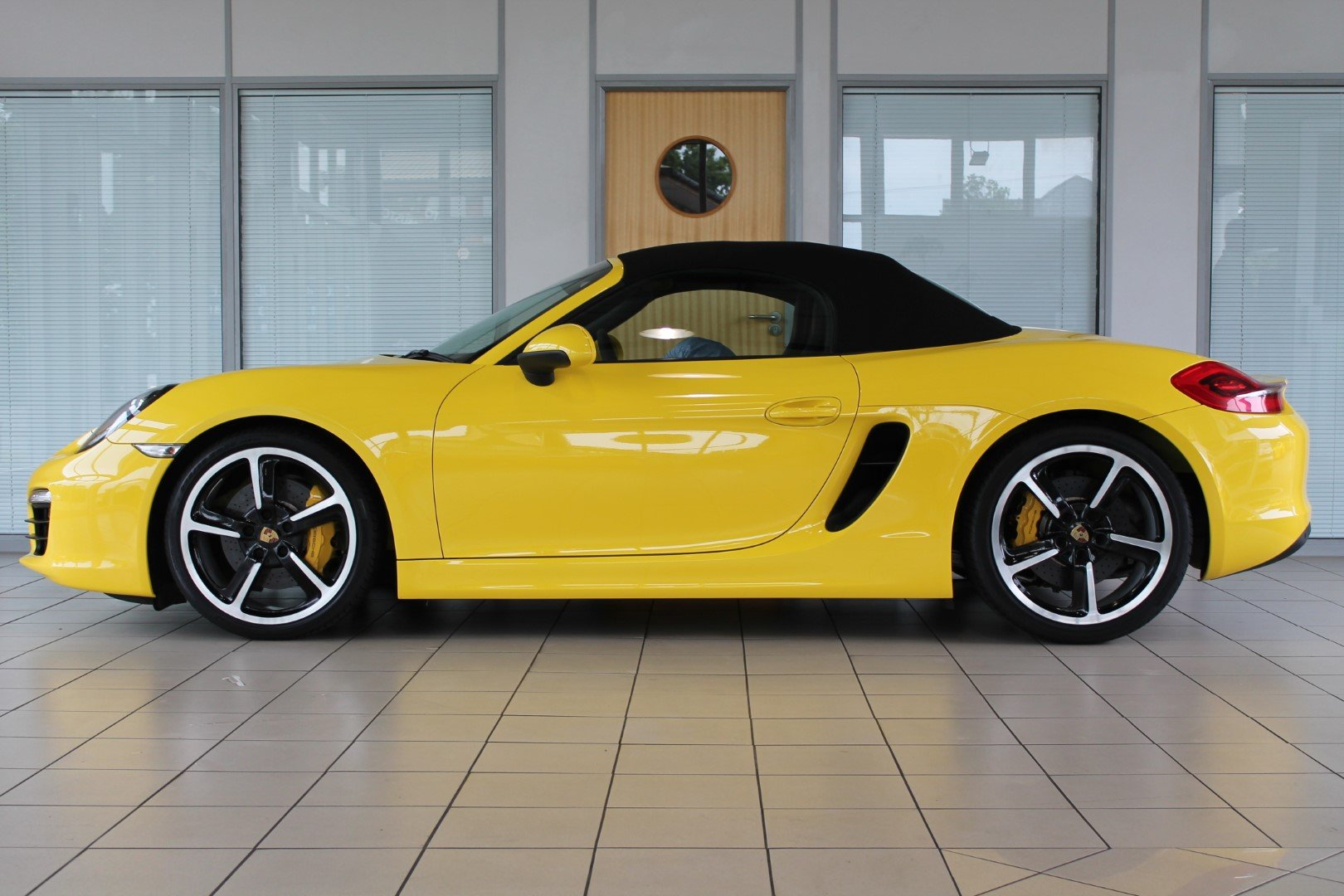 2015 Boxster (981) 3.4 'S' Manual For Sale (picture 2 of 6)