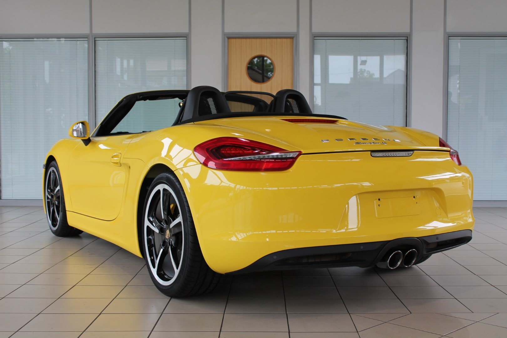 2015 Boxster (981) 3.4 'S' Manual For Sale (picture 3 of 6)