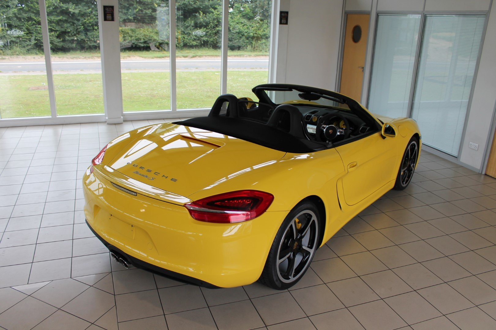 2015 Boxster (981) 3.4 'S' Manual For Sale (picture 4 of 6)
