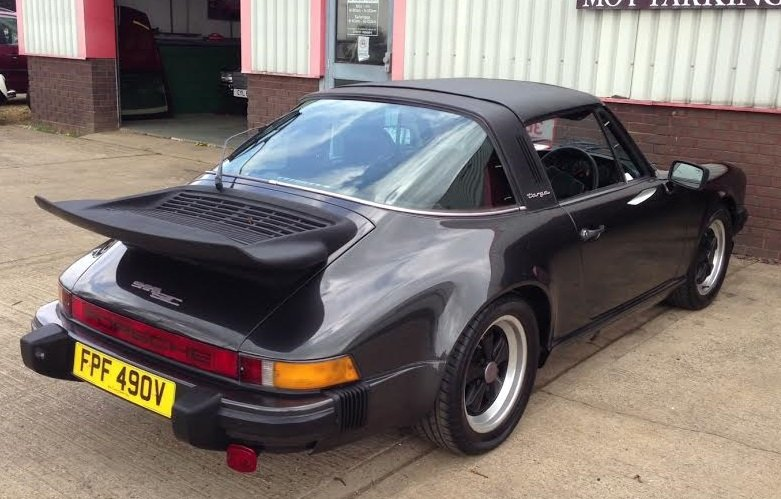 1979 911 SC Targa for Sale For Sale (picture 5 of 6)