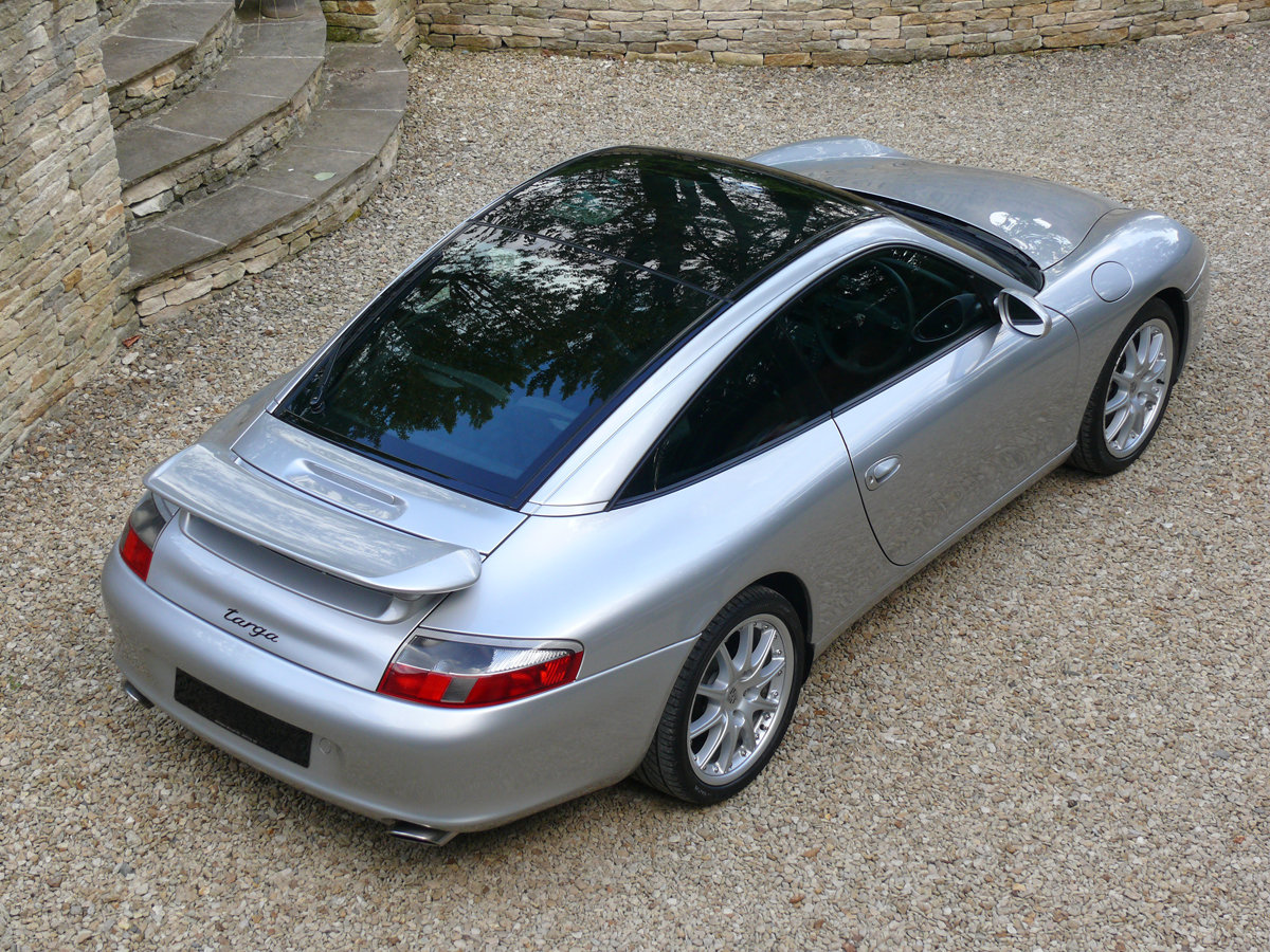 2003 Porsche 911 (996) Targa, 25,000 miles, 1 Owner. For Sale (picture 1 of 6)