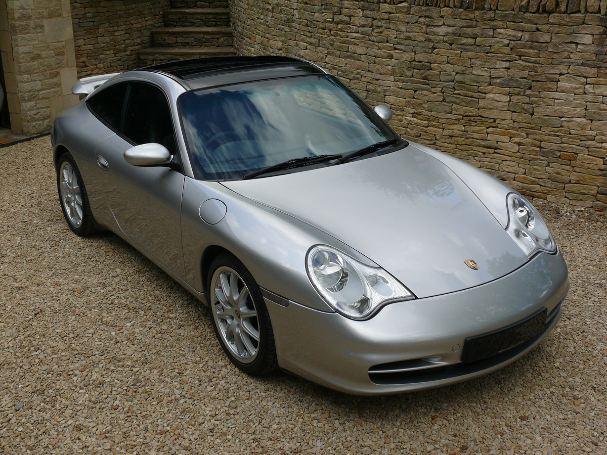 2003 Porsche 911 (996) Targa, 25,000 miles, 1 Owner. For Sale (picture 2 of 6)