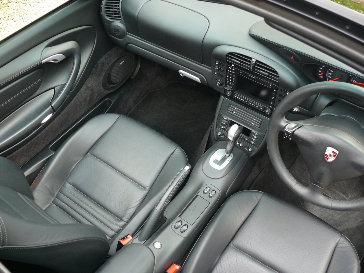 2003 Porsche 911 (996) Targa, 25,000 miles, 1 Owner. For Sale (picture 4 of 6)
