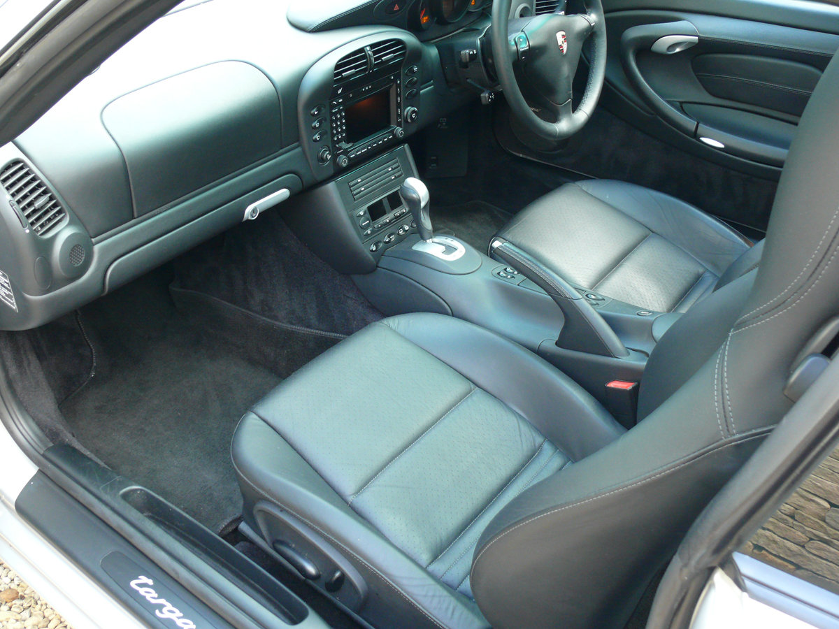2003 Porsche 911 (996) Targa, 25,000 miles, 1 Owner. For Sale (picture 5 of 6)