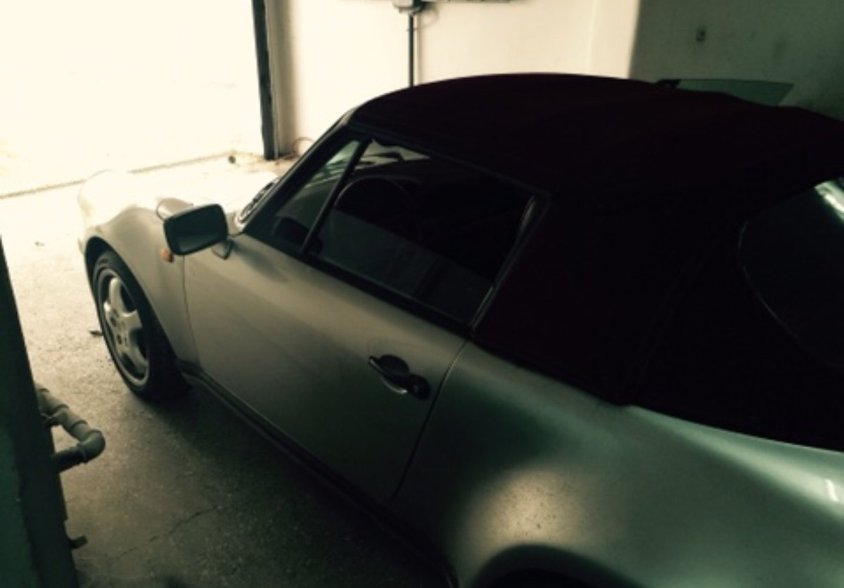 1987 911 930 Supersport Turbo body 3.6 RS engine For Sale (picture 5 of 6)