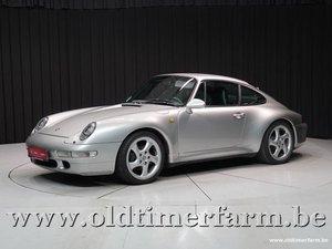 1997 Porsche 911 993 2S '97 For Sale