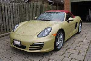 2014 Porsche Boxster For Sale