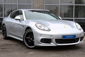 2014 14 PORSCHE PANAMERA DIESEL 3.0 TIPTRONIC S For Sale