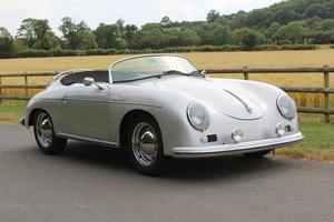 1968 Factory porsche 356 speedster by vintage speedster For Sale