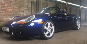 2000 Porsche Boxster 3.2S Tiptronic 79k with FSH For Sale