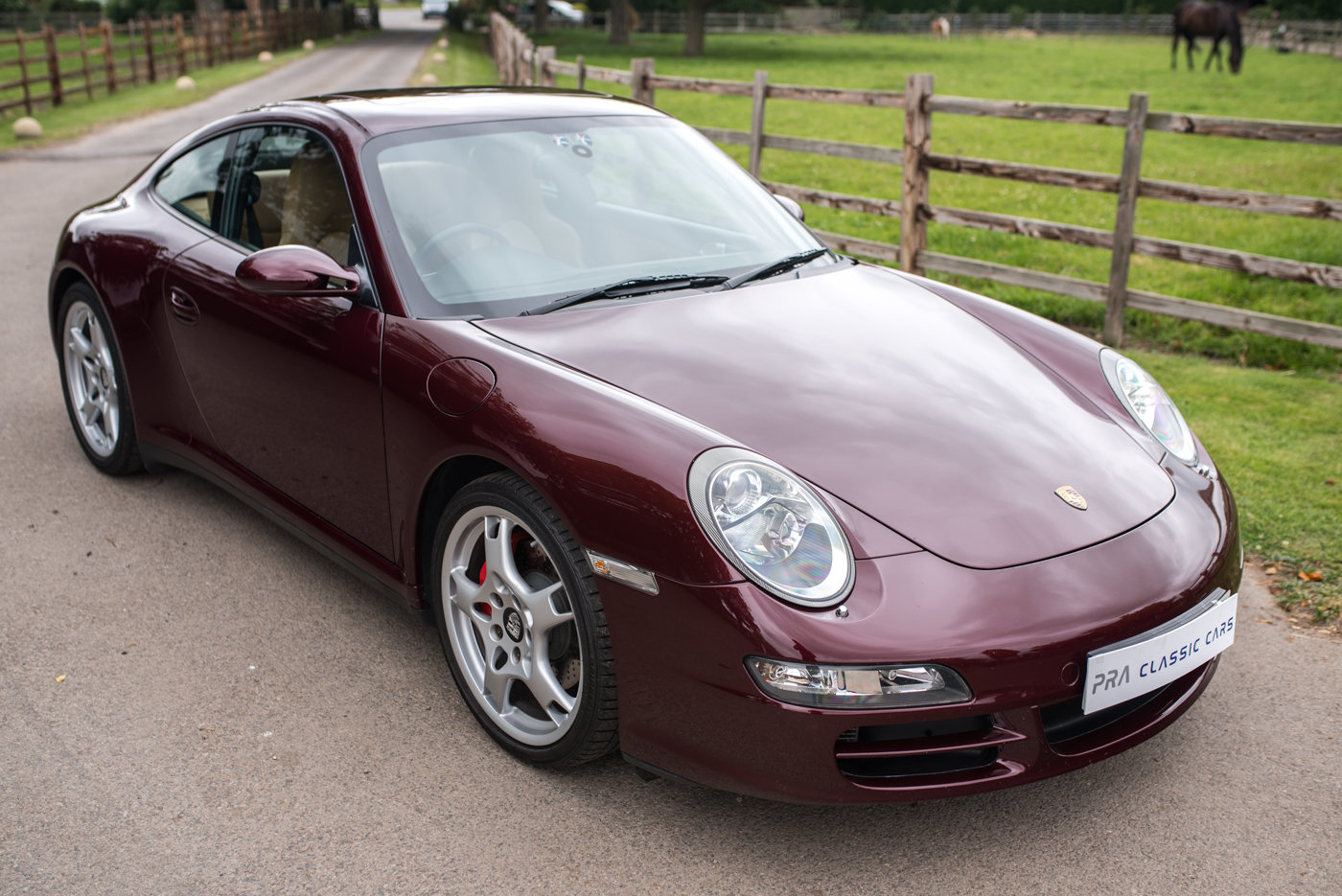 2006 PORSCHE 997 C4S 6 SPEED MANUAL SOLD (picture 1 of 6)