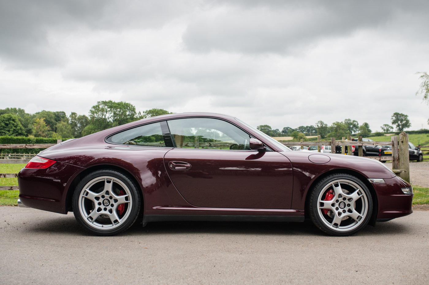 2006 PORSCHE 997 C4S 6 SPEED MANUAL SOLD (picture 2 of 6)
