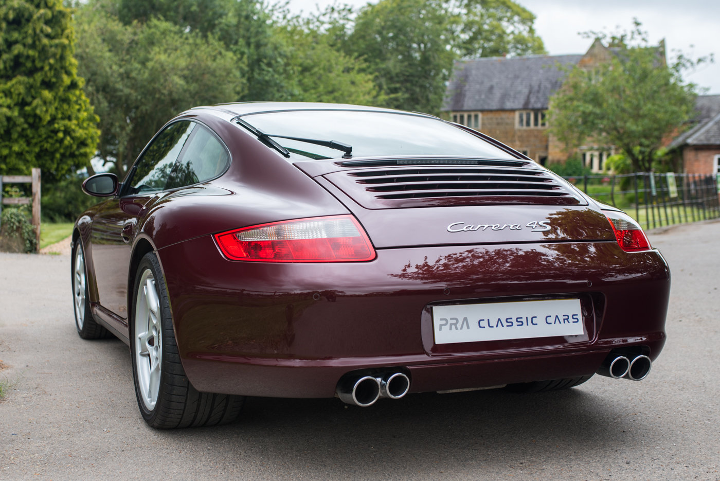 2006 PORSCHE 997 C4S 6 SPEED MANUAL SOLD (picture 3 of 6)