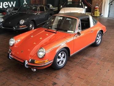Porsche 911t For Sale Car And Classic
