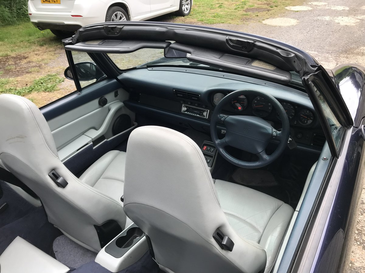1995 Porsche 911 3.6 993 Carrera Tiptronic S 2dr For Sale (picture 3 of 6)