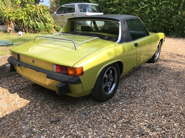 1974 porsche 914 For Sale (picture 2 of 6)
