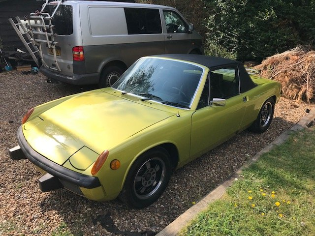 1974 porsche 914 For Sale (picture 3 of 6)