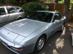 1989 Porsche 944 2.7 For Sale