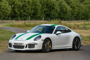 Porsche 911R 2016 - 150 MILES FROM NEW For Sale