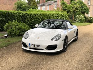 2010 Porsche boxster spyder For Sale