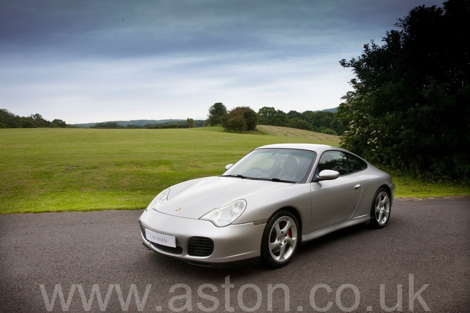 2003 Porsche 911 C4S Tiptronic For Sale (picture 1 of 6)