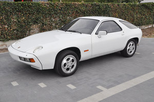 1978 Porsche 928 Series 1  with rare manual gearbox For Sale by Auction