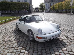 1992 Porsche 964 Carrera 2 For Sale by Auction
