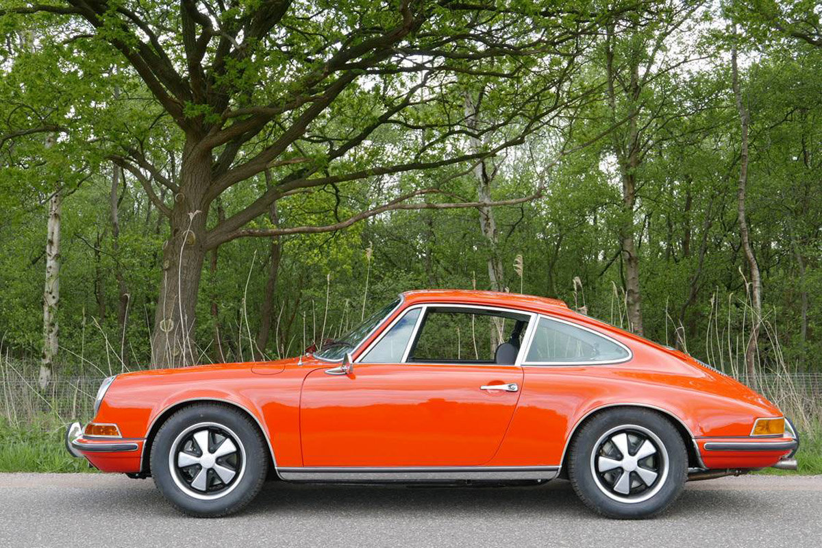 1970 Porsche 911E Coupe For Sale by Auction (picture 2 of 6)