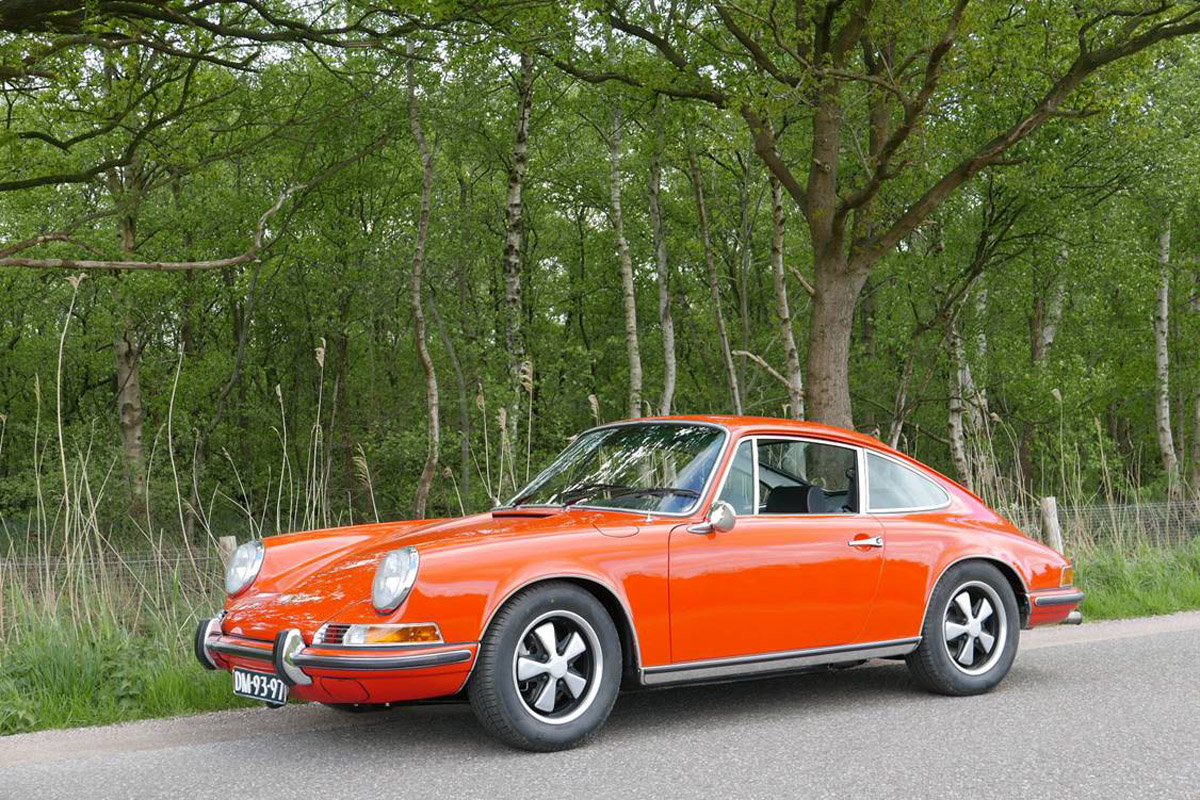 1970 Porsche 911E Coupe For Sale by Auction (picture 3 of 6)